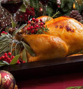 Mėsiški ir vegetariški receptai Naujųjų metų stalui