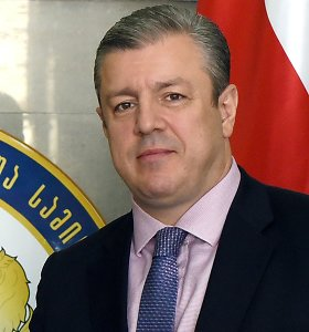 Po protestų atsistatydino Gruzijos premjeras