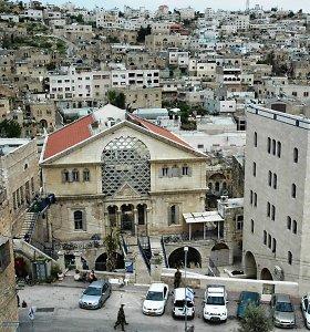 Po JAV sprendimo dėl žydų naujakurių Izraelis ketina statyti naują nausėdiją Hebrone