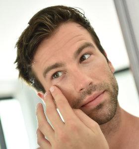 Ar gali vyras tepti veidą žmonos kremu?