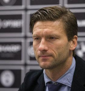 Marius Stankevičius pasirinko sudėtį Baltijos taurės turnyrui