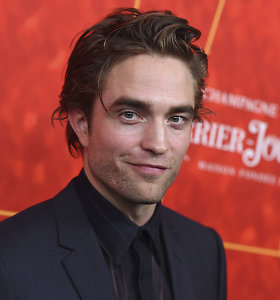 Aktorius Robertas Pattinsonas pasirinktas naujuoju Betmenu