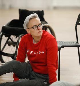 """Buvusi krepšininkė Aistė po stuburo traumos atsisėdo į vežimėlį: """"Turėjau sugalvoti naujų būdų, kaip tapti laimingu žmogumi"""""""