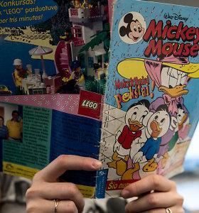 """Testas apie vaikystę: ar prisiminsite """"Donaldas ir kiti"""" žurnalo personažų vardus?"""