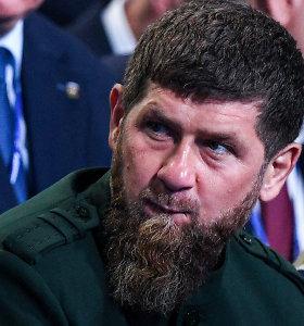Imperinės Ramzano Kadyrovo ambicijos Čečėnijoje gali susprogdinti Šiaurės Kaukazą