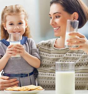 Kas atsitinka jūsų kūnui, kai atsisakote pieno produktų?