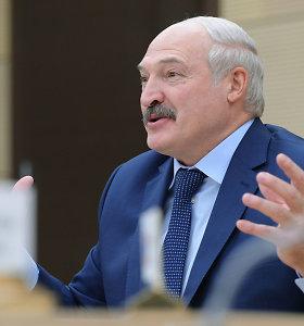 A.Lukašenka svajoja apie tarptautinį finansų centrą Baltarusijoje