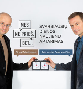 """""""Mes ne prieš, bet..."""": I.Šimonytė yra Č.Juršėnas, nauja ministrė be aplinkos ir S.Skvernelis be kalbos"""