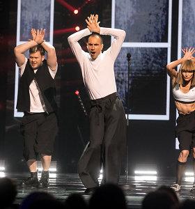 """Lietuva išrinko savo """"Eurovizijos"""" nugalėtoją: į Nyderlandus keliauja smagiai pakvaišę """"The Roop"""""""