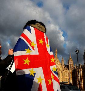 """Europos Sąjungos viršūnių susitikime bus aptarta """"Brexit"""" be sutarties galimybė"""