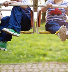 """Vaikų psichologė: užuot sakę vaikui """"nebijok"""", geriau sakykime """"būk drąsus"""""""