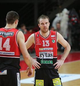 """Europos taurėje """"Lietuvos rytas"""" naikino 27 taškų deficitą, bet nusileido """"Turow"""" 93:104"""