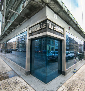 """Ginče su Rusijos fondu dėl """"Snoro"""" Lietuvai atstovaus Finansų ministerija"""