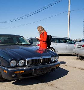 Vyriausybės planuose – prievolė deklaruoti automobilių sandorius, turgaviečių apskaita