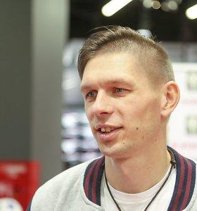 Tomas Radzinevičius futbolininko karjeroje padėjo tašką