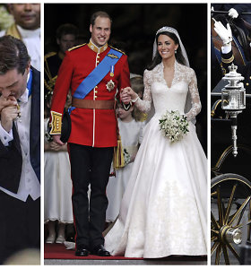 Medaus mėnuo karališkai: kur po savo vestuvių keliauja Europos princai ir princesės?