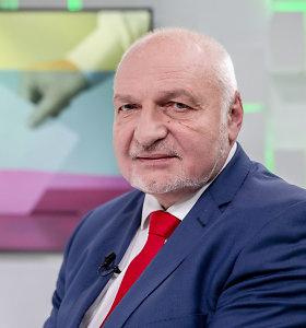 Valentinas Mazuronis: Mokytojo profesijos ruduo, arba Valdantieji, atsikvošėkite!