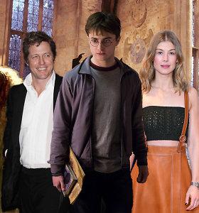"""10 aktorių, kurie galėjo pakeisti """"Hario Poterio"""" istoriją: nuo Hugh Granto iki J.K.Rowling"""