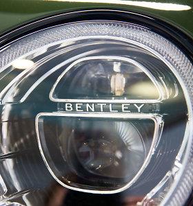 """Bentley"" parodė elektrinį kupė, kuriam detalių skolinsis iš ""Porsche Mission E"""