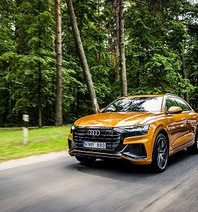 """Renkame """"Tautos automobilį 2019"""": """"Audi Q8"""""""
