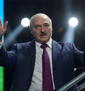 Ekspertai A.Lukašenkos grasinimuose dėl sienų uždarymo įžvelgia desperaciją