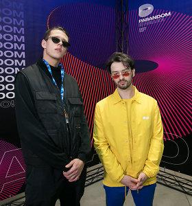 """MEANDI į """"Eurovizijos"""" finalo sceną lips sergantis"""