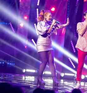 """Donatos Virbilaitės pasirodymas 2020-ųjų """"Eurovizijos"""" atrankoje"""