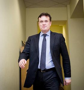 Teismas: buvęs VMI vadovas D.Bradauskas atleistas teisėtai