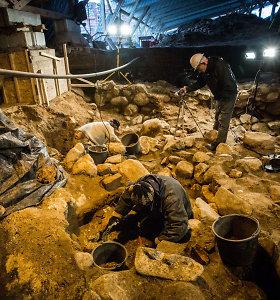Gedimino kalne rasti sukilėlių palaikai bus palaidoti lapkričio 22-ąją