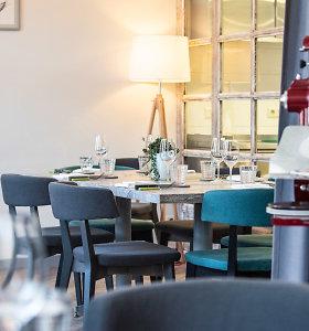 """30 geriausių restoranų. 3 vieta: pernai svečių antplūdį atlaikęs V.Samavičiaus restoranas Klaipėdoje """"Monai"""""""