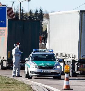 Netikėti sunkumai dėl karantino: Lenkijos ūkininkai prašo išimčių atvažiuoti į Lietuvą