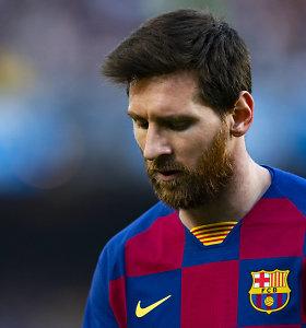 L.Messi įvarčių sausra Ispanijoje – ilgiausia per pastaruosius šešerius metus