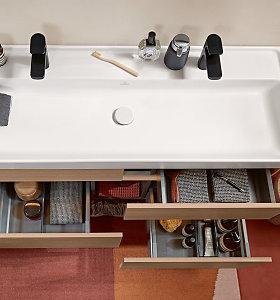 Vonios kambario kolekcija su visais atsakymais