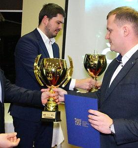 Lietuvos visureigių sporto elitas išsidalijo metinius apdovanojimus
