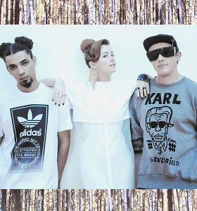 """""""Skamp"""" su jaunosios kartos žvaigždėmis pristato naują dainos """"Laisvė"""" versiją: įvertinkite"""