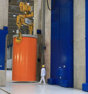 Ignalinos AE branduolinio atliekyno konkursas – spalį