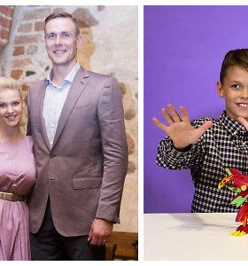 """Javtokų sūnus Simas žengia į """"Youtube"""" platformą: vertina populiarius žaislus"""