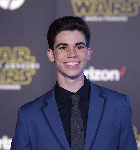 """Paaiškėjo """"Disney"""" filmuose vaidinusio 20-mečio Camerono Boyce'o mirties priežastis"""