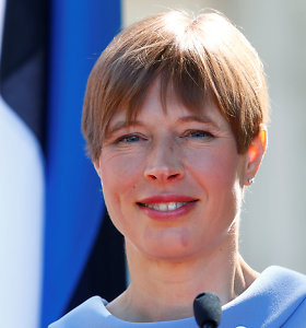 K.Kaljulaid: Estija turi ir toliau savarankiškai vesti dialogą su Rusija
