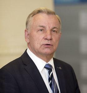 Prezidentas apie Registrų centro problemas: R.Sinkevičiaus atostogos – netoleruotinos