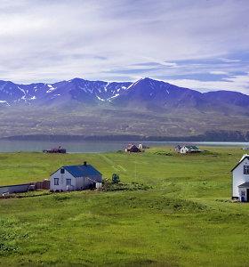 Geriausia pasaulio sala išrinktas Flatėjus, kuriame gyvena tik šeši žmonės