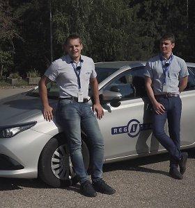 """""""Regitros"""" egzaminuotojai pataria, kaip išvengti klaidų per vairavimo egzaminą"""