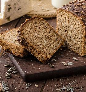 Biomedicinos mokslų daktarė pataria, kaip pasirinkti duoną: kodėl duona be linų sėmenų sveikesnė