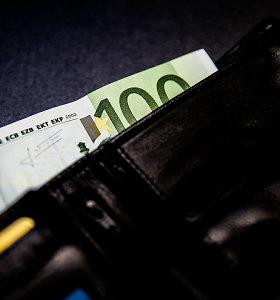 Trišalė taryba svarsto naują minimalią algą: kalbama apie 607 eurus kitąmet