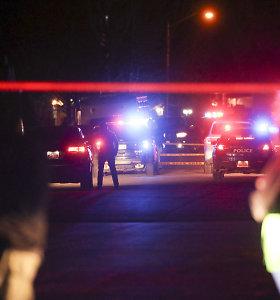 Jutos valstijoje per šaudynes namuose žuvo keturi žmonės