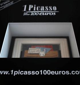 """Labdaros loterija """"Laimėk Picasso"""" atidėta iki kovo"""