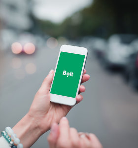 """Estijos vidaus reikalų ministras inicijuoja specialų tyrimą dėl """"Bolt"""" veiklos"""