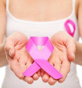 Pažengusiu krūties vėžiu sergančioms moterims – ilgesnio gyvenimo viltis