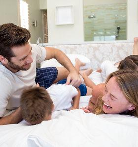 Bičiulio sindromas: tėvai, kurie bando savo vaikams būti geriausi draugai, daro meškos paslaugą