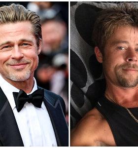 Brado Pitto antrininkas neatsigina gerbėjų dėmesio: negali net apsipirkti
